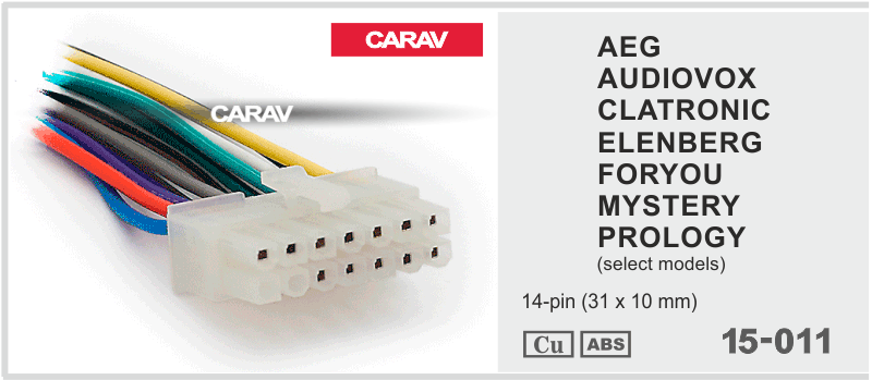 CARAV 15-011