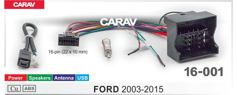 CARAV 16-001